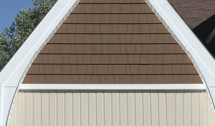 Hampton Shakes Installed by Exterior Building Products Indianapolis